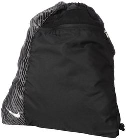 Nike Golf Sport II Shoe Sack, Black/Silver/Dark Grey