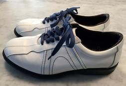 Allen Edmonds Jack Nicklaus Sz 9  Leather Golf Shoes Men's W