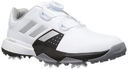 adidas Jr Adipower Boa Ftwwht/Si Skate Shoe, White, 6.5 M US