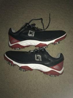 Footjoy Junior Boy's Size 6M Hyperflex Golf Shoes 45099 Worn