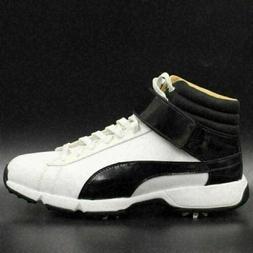 PUMA Junior Titantour Ignite Boys Hi-Tip Golf Shoes Size US