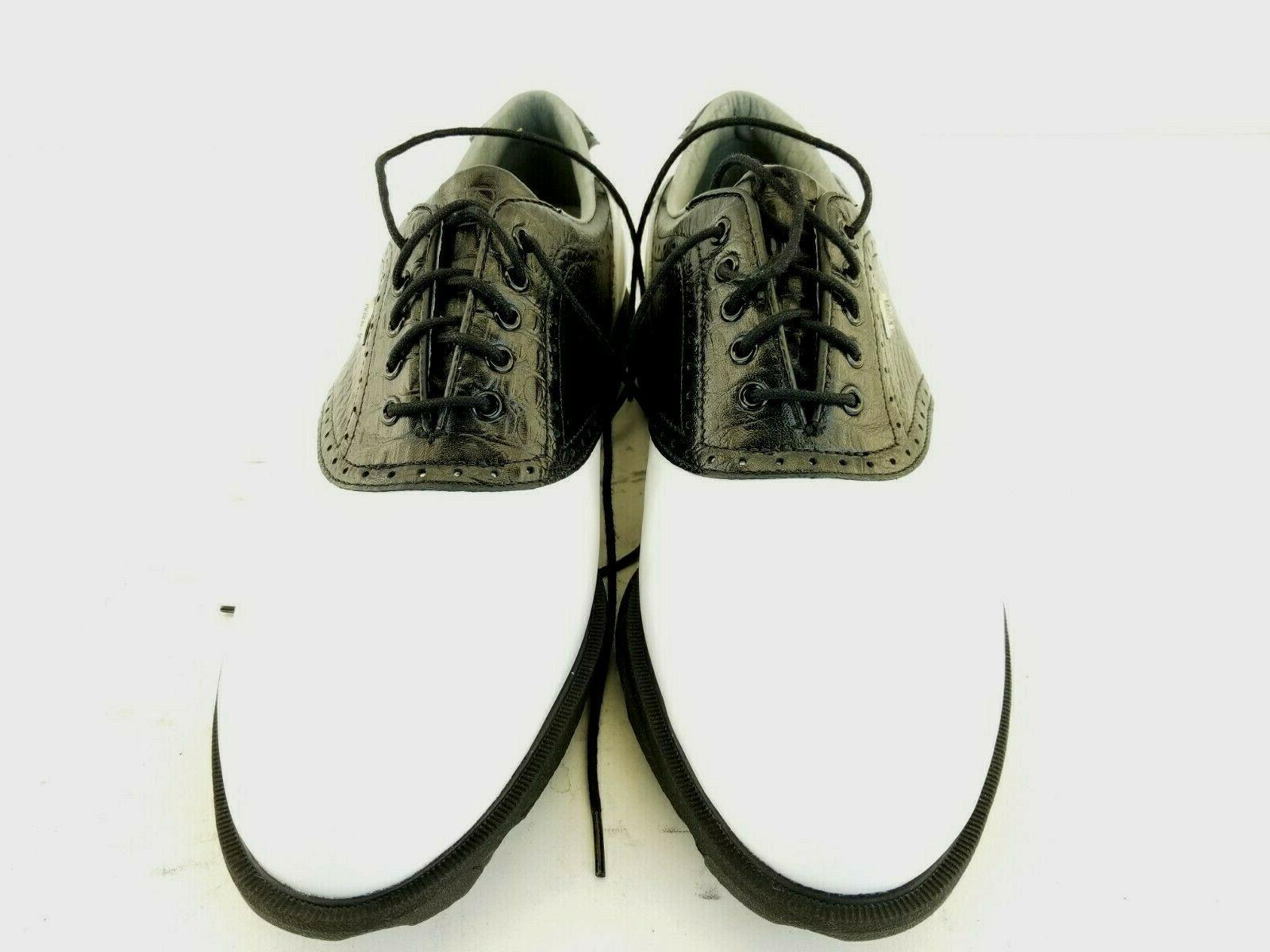 Etonic 400 White Shoes Size