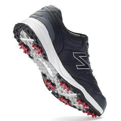 New Balance Golf 9 4EE Extra Wide Black New in box!