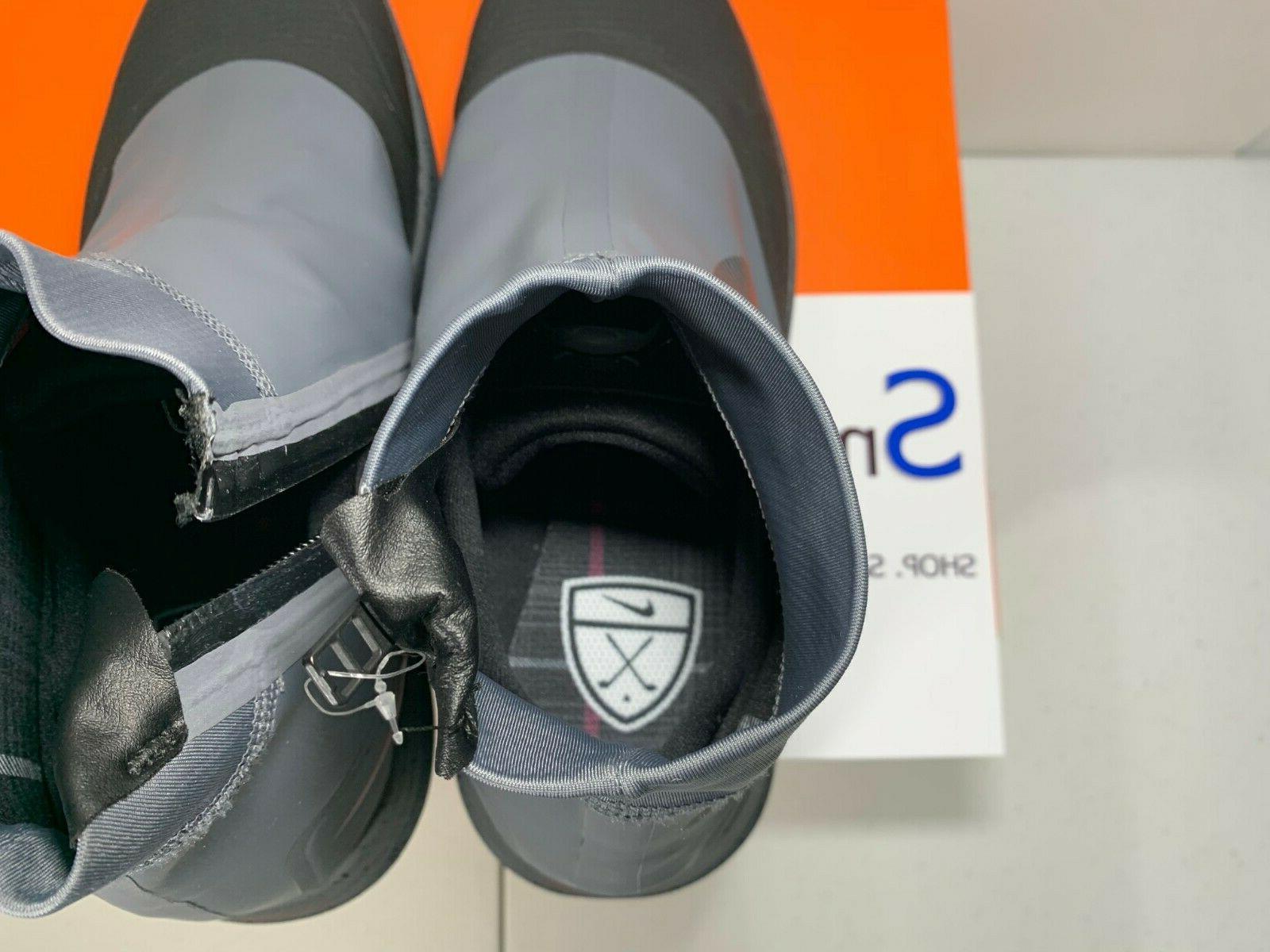$180 NIB 8-12 MEN Nike VAPORSTORM BOA Golf Shoes Spikeless