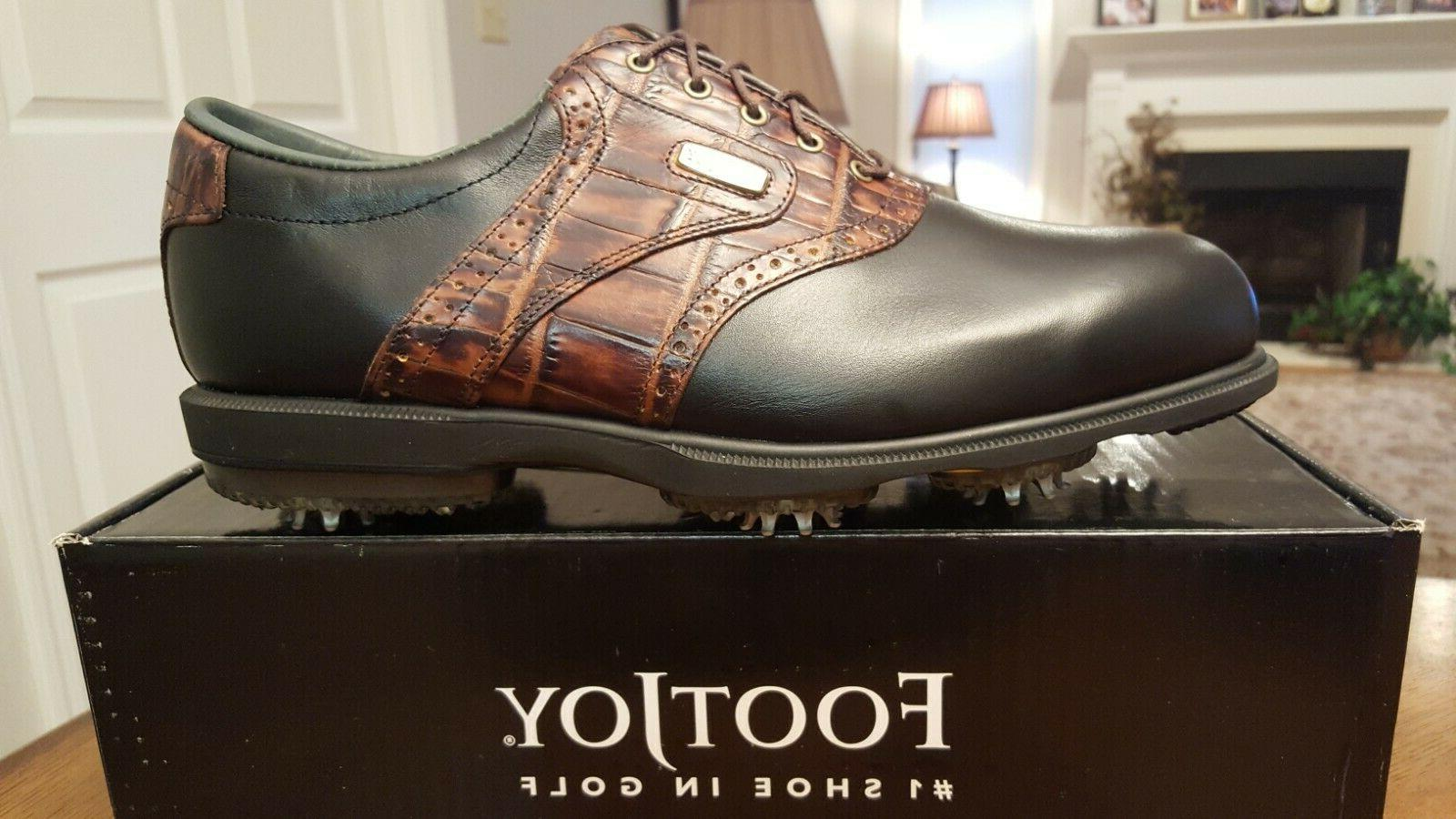 2014 dryjoys mens golf shoes 53729 new