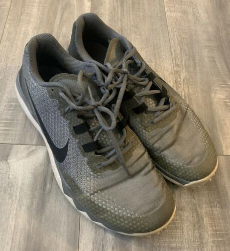 2014 Woods TW Silver Golf Shoes Size