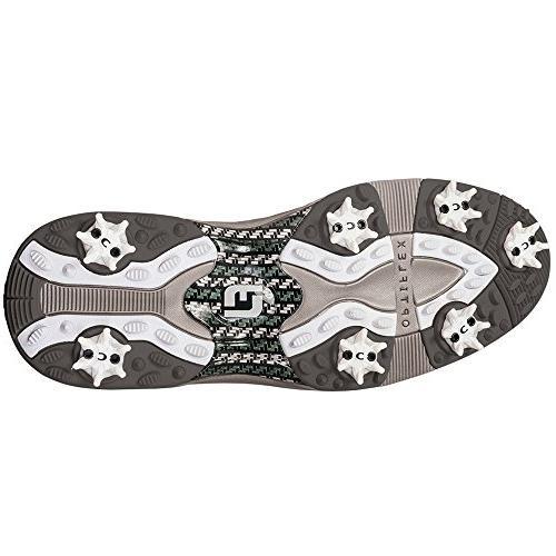 FootJoy Men's Bicycle Toe Saddle Golf Shoes, Season US,