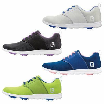 2017 women enjoy spikeless golf shoes closeout