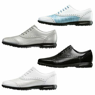 2017 women tailored collection spikeless golf shoes