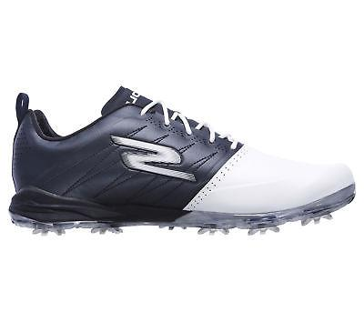 Skechers 2018 Go Golf Focus 2 Golf 54528 White/Navy - Pick Size