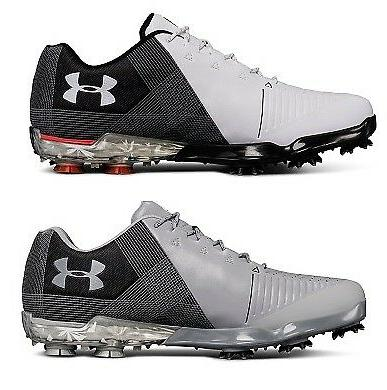 2018 Under Armour Spieth 2 Mens Medium Golf Shoes - Multiple