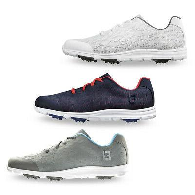 2019 closeout women enjoy spikeless golf shoes