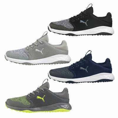 2019 grip fusion sport spikeless golf shoes