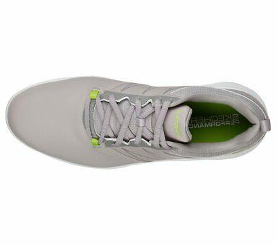 2019 Golf Torque Golf Shoes Grey/Lime -