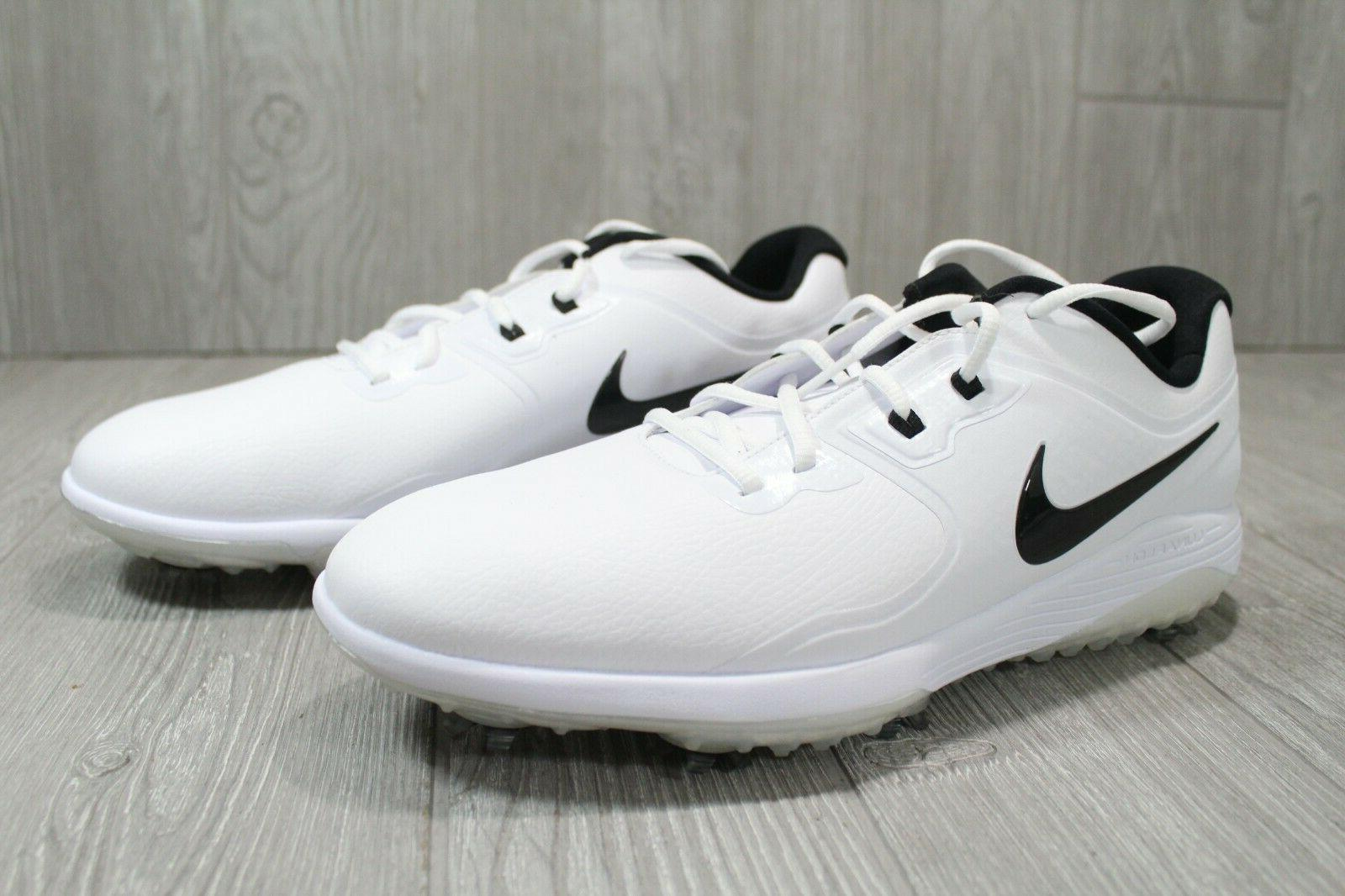 52 Nike Men's Shoes AQ2197-101 White Black 8