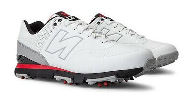 New Balance Shoes White/Red - Choose Size