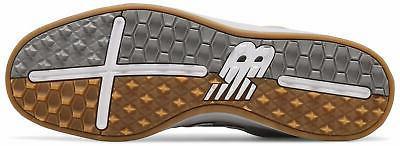 New Golf Shoes NBG574GGR Grey/Gum Men's New - Size!