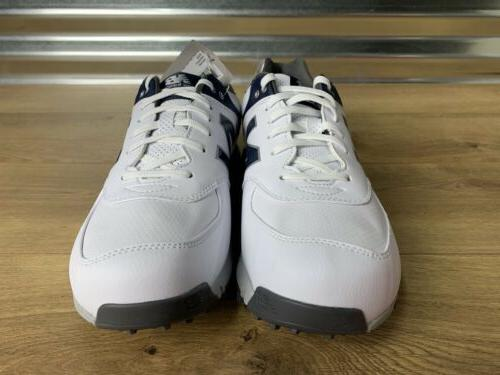Golf Shoes Blue SZ NEW!