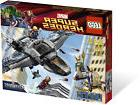 LEGO 6869-1 Super Heroes Quinjet Aerial Battle, Retired, New