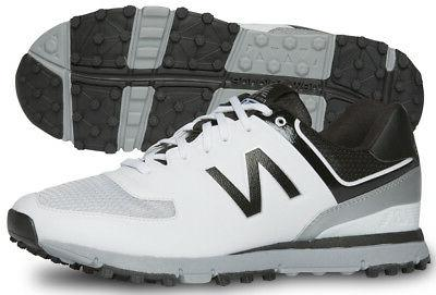 New Balance NBG518 Spikeless Golf Shoes White/Black White/Bl