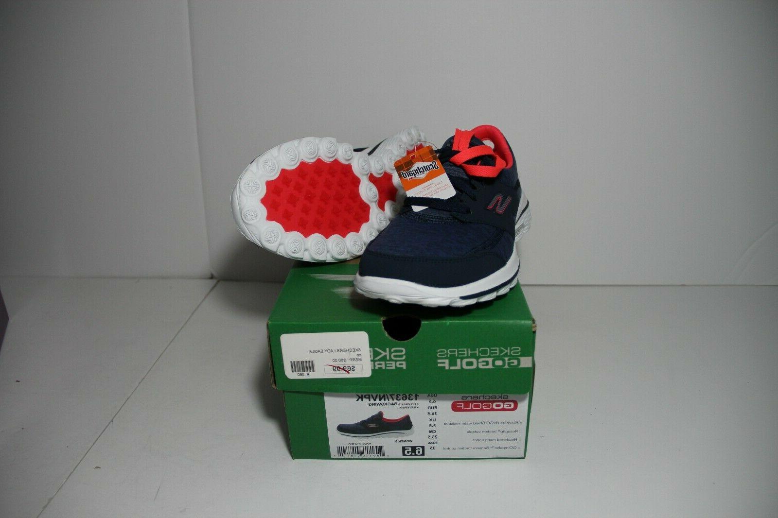 Skechers Golf- Ladies GOwalk 2 Backswing Golf Shoes