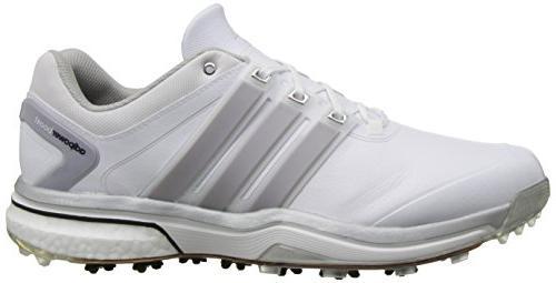 adidas Men's Adipower Golf Metallic/Running US