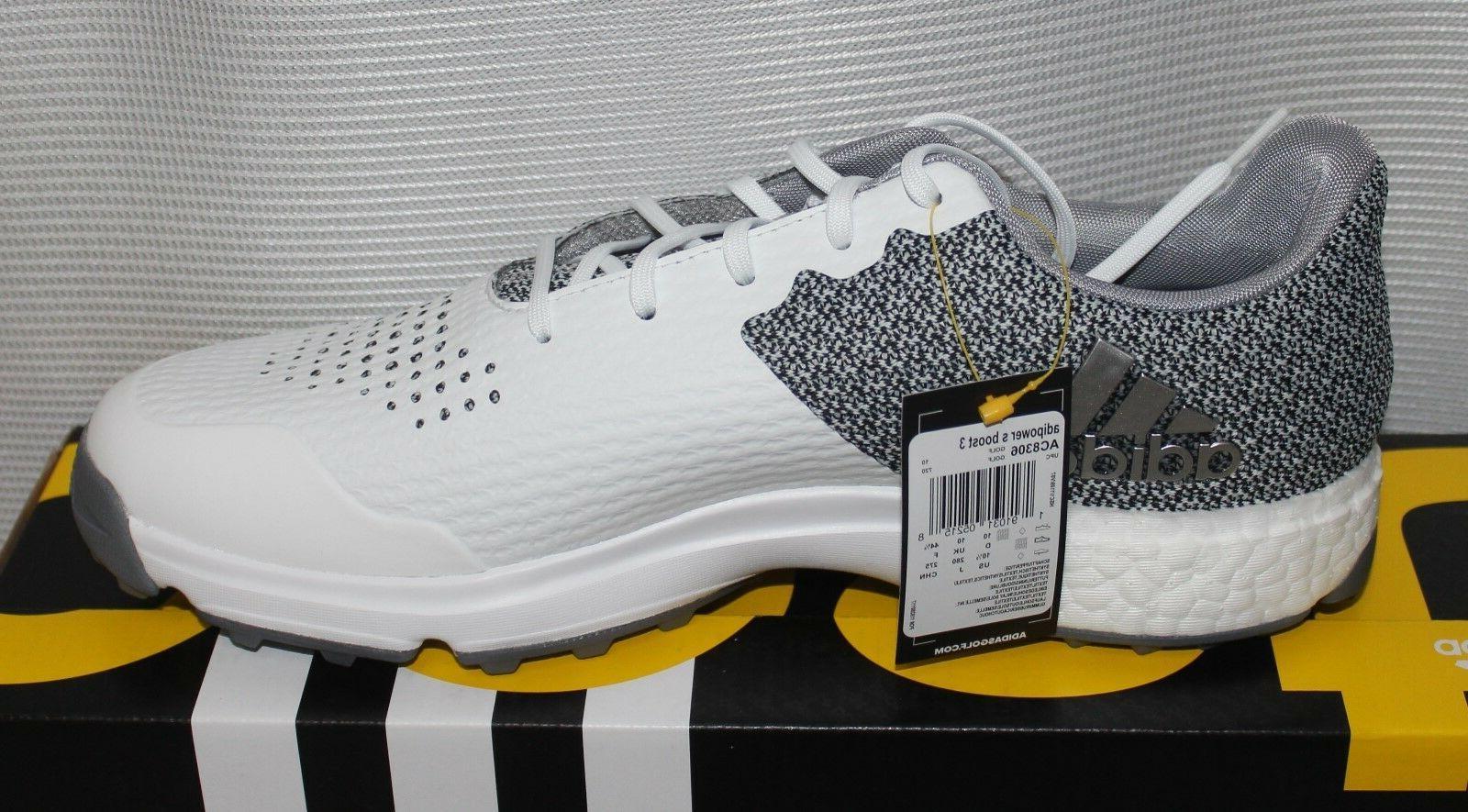 Adidas Boost 3 - Metallic