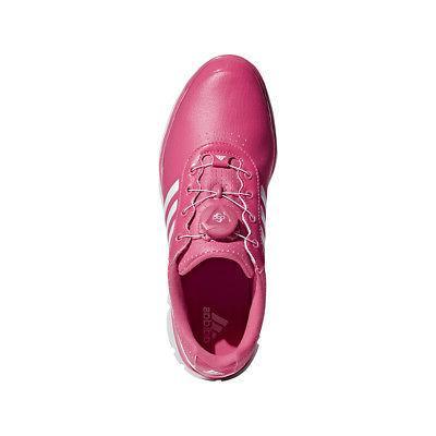 Adidas Adistar Lite Womens Golf Real Pink Size!