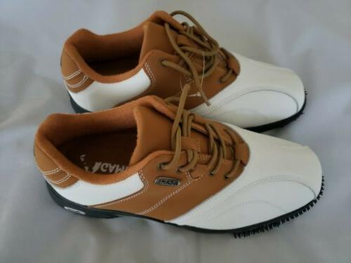 AGame Golf Shoes, size 9.5, New without