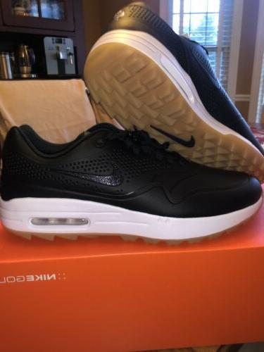 Nike Max G Shoes Black White AQ0863-011 Men's Size 11