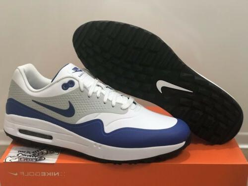 Nike Air Max 1 G Golf 90 Game Royal White AQ0863 13