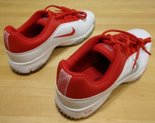 Nike 4 Golf Red Size 11.5 11.5W 818729-101
