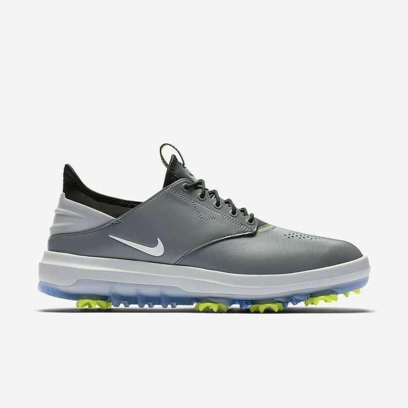 Nike Air Zoom Golf Shoes 923965-002 Grey/White/Anthracite Size 10