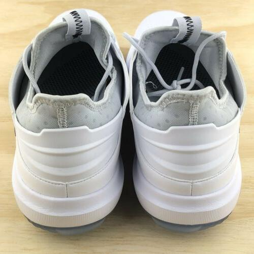 Nike Zoom Direct Golf Shoes Cleats Silver Size