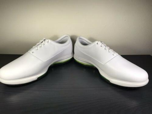 Nike Tour Off/On Golf Shoes Leather White