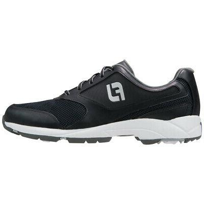 athletics spikeless golf shoes black choose size