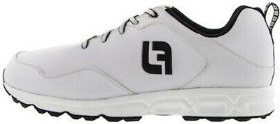 athletics spikeless golf shoes white black choose