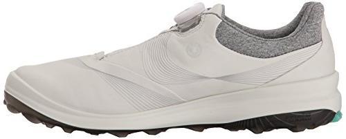 ECCO Hybrid 3 Gore-Tex Shoe, White/Emerald, 38 EU