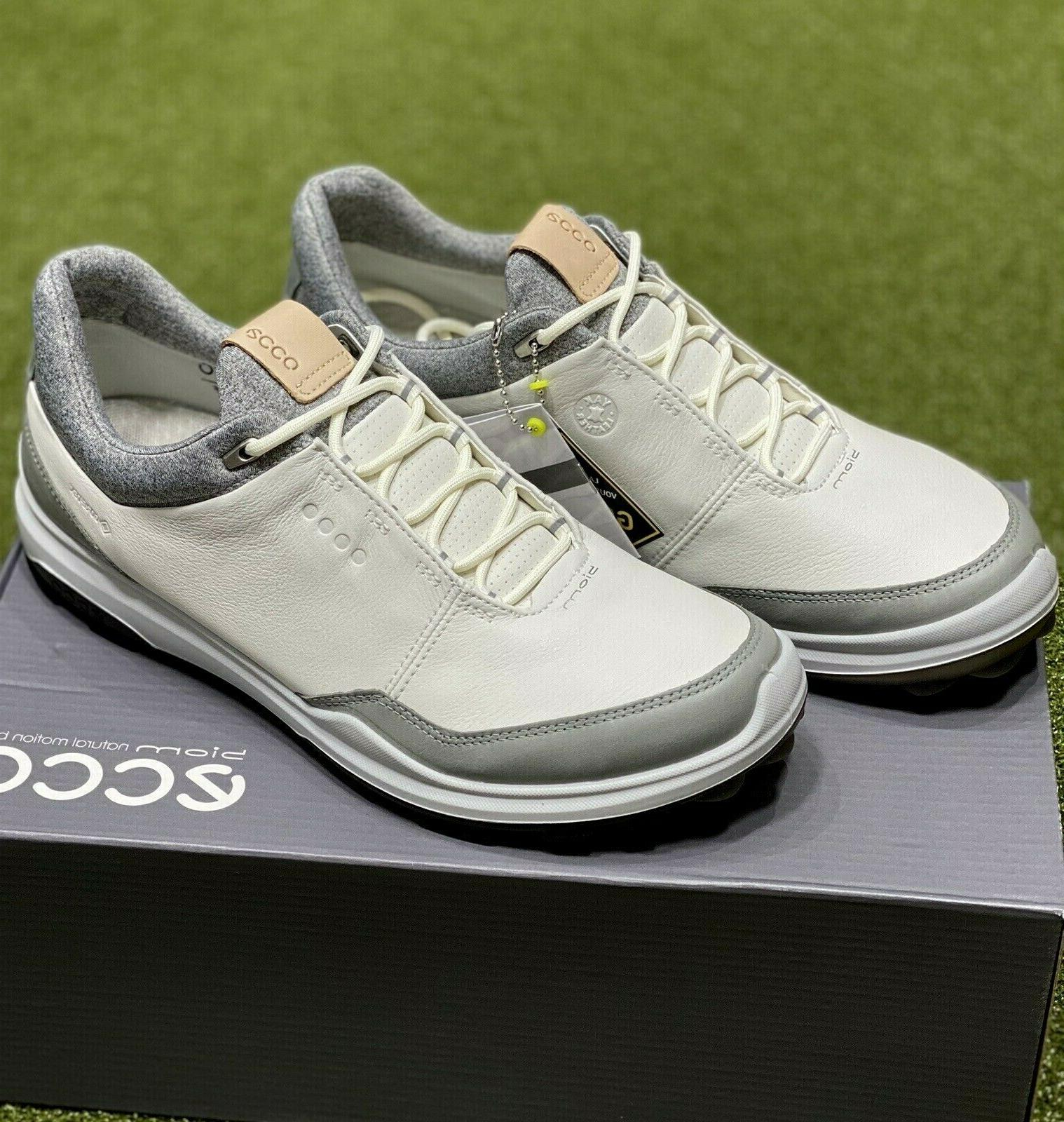 ECCO Biom Spikeless Size 42 White/Grey #72342