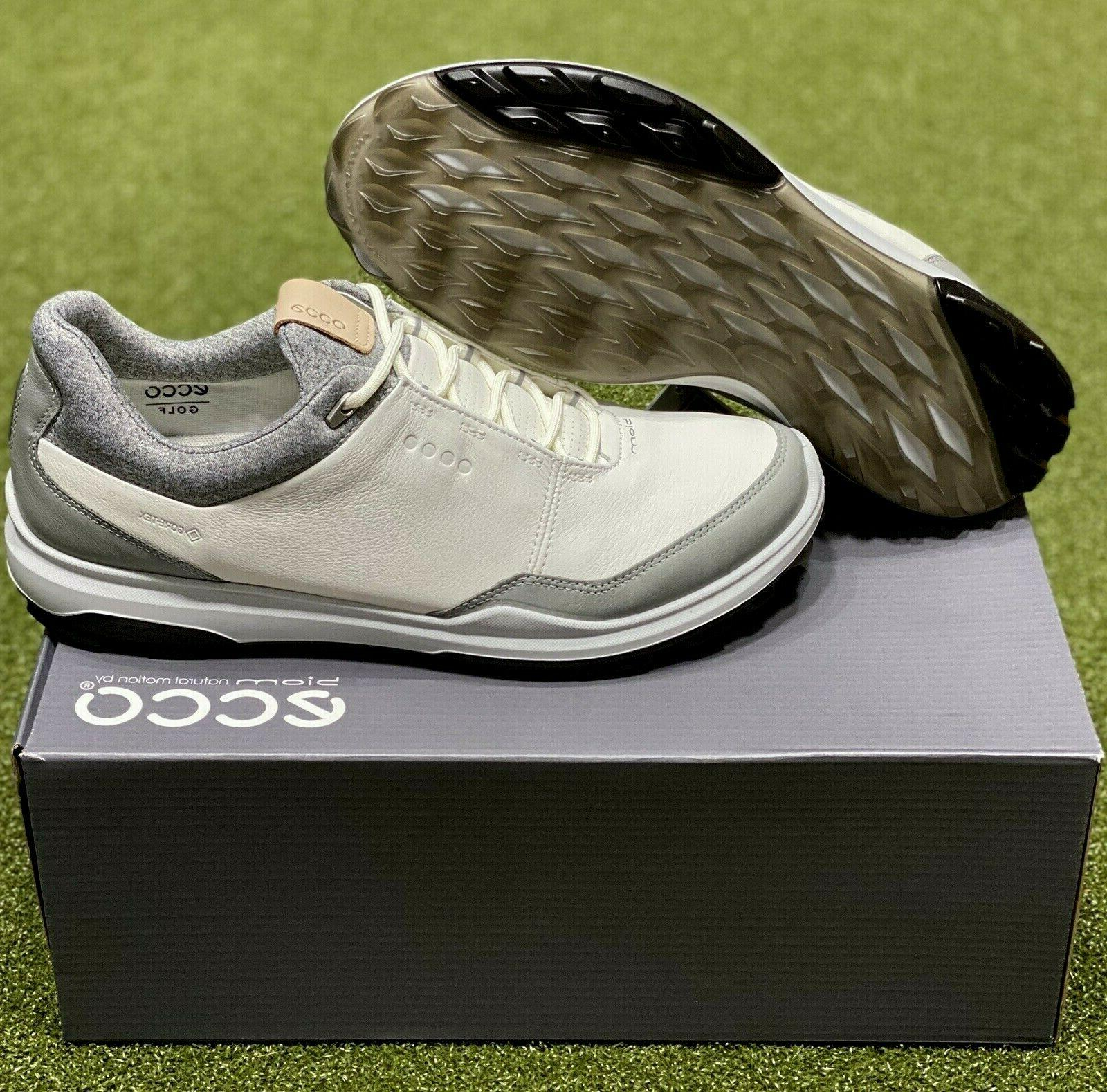 ECCO Hybrid Spikeless Shoes Size 42 NIB