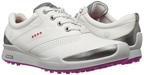 ECCO Biom Golf Shoe, EU/7-7.5 M