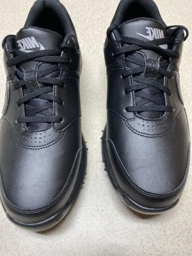 Nike Black/Silver 4 Golf Size 11