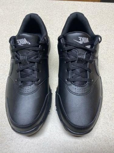 Nike Black/Silver Golf Size