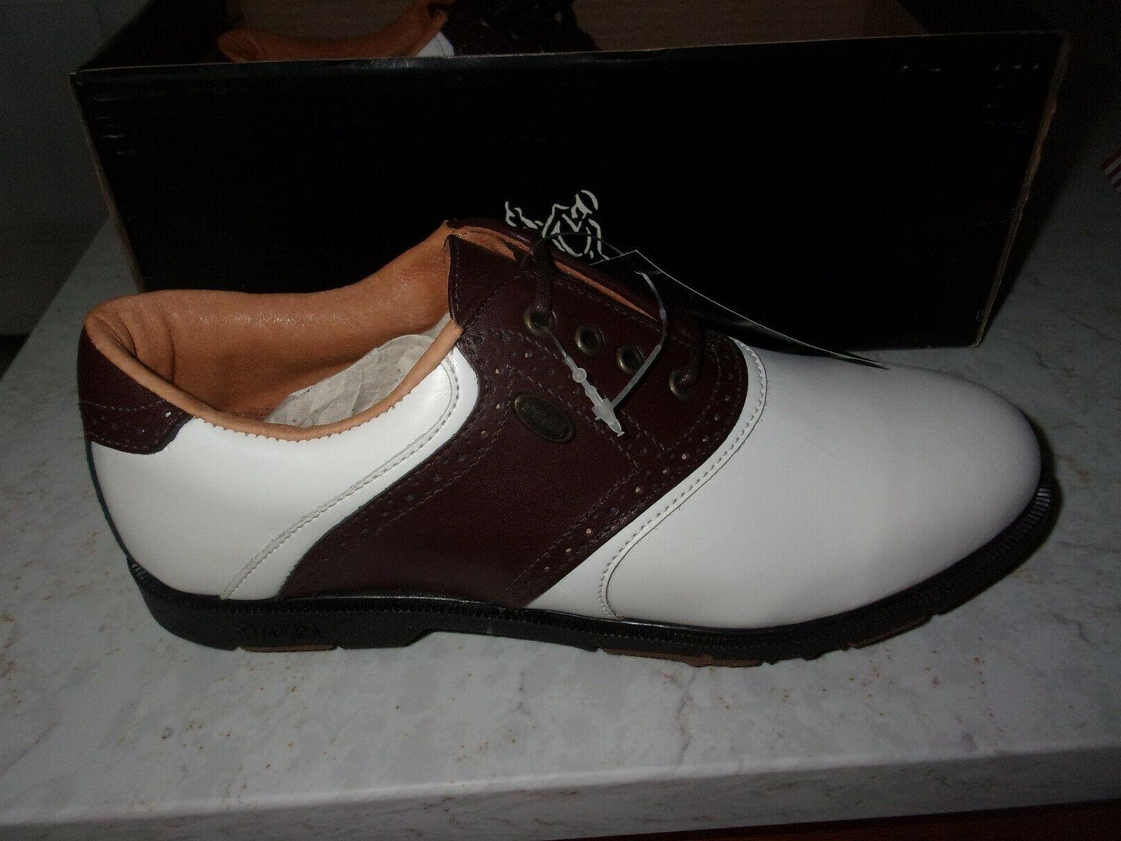 brand new footwear golf shoes size 8