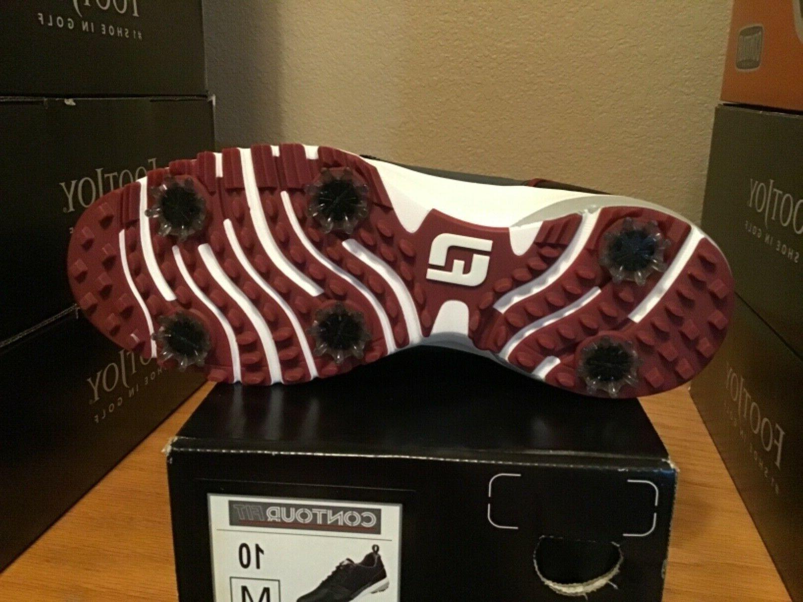 Brand Size 10 Medium Footjoy Golf Shoes. Style 54098