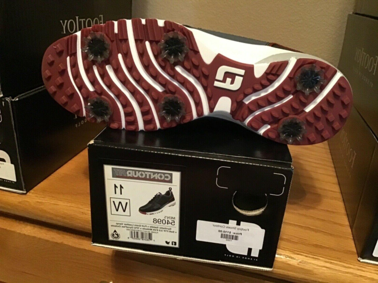 Brand in Size Footjoy ContourFit Golf Shoes. Style