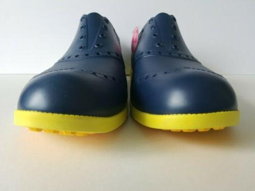 Biion Brights Footwear Size Blue Yellow