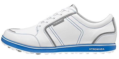 Ashworth Cardiff Golf Shoes White