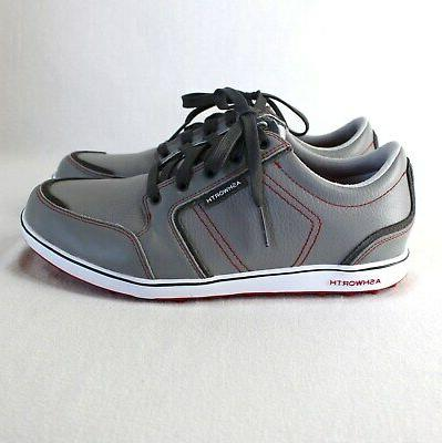 Shoes Mens Sz Gray Waterproof