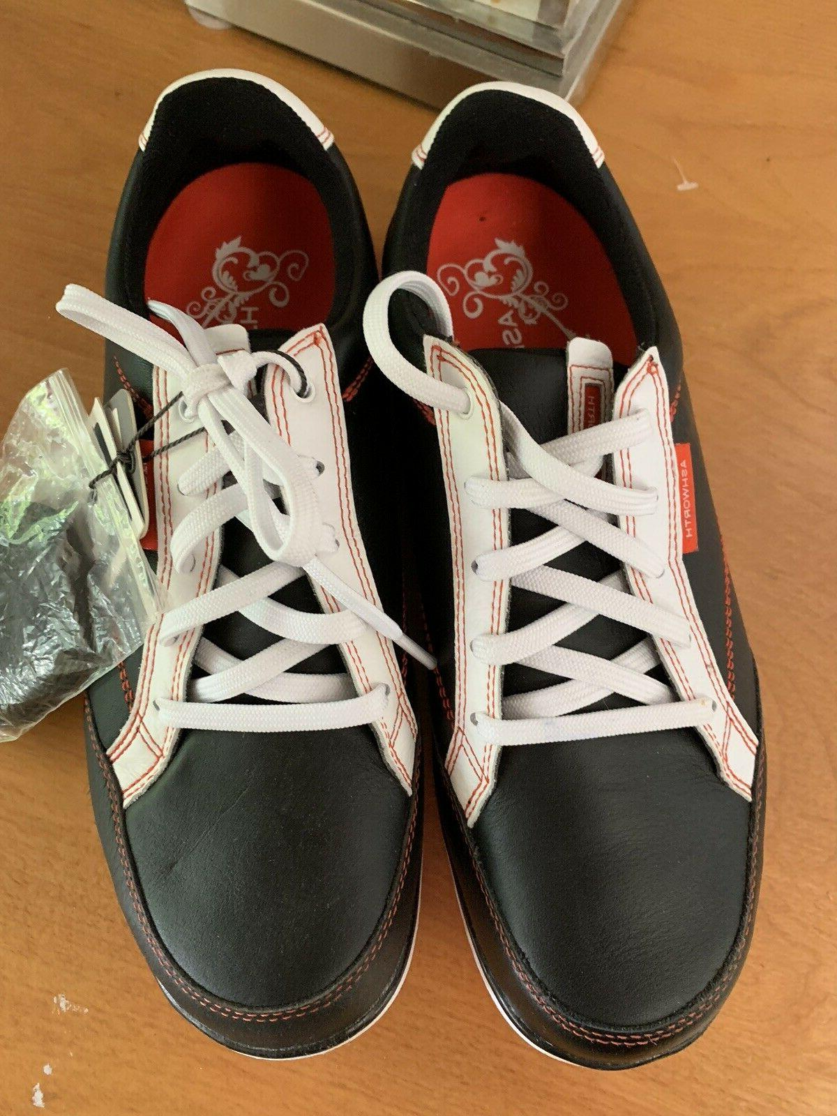 Ashworth Cardiff Womens Shoe 6.5 Leather